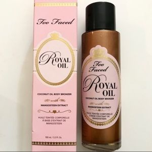 Too Faced Royal Oil Body Bronzer